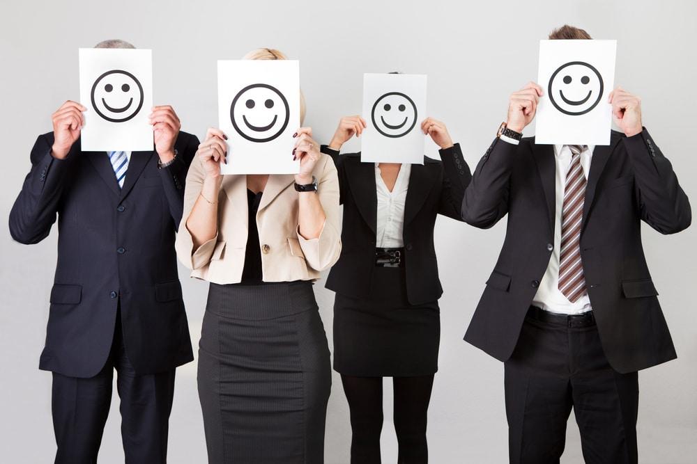 Formular pentru evaluare satisfactie angajat