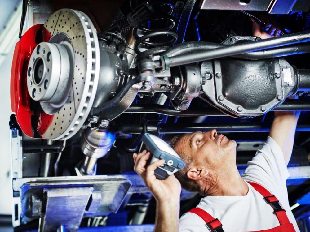 Factura reparatii auto primita din UE cu TVA